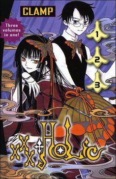 Xxxholic Omnibus Edition Vol 1 2 3 Graphic Novel Manga Anime English Paperback for sale online Manhwa, Anime English, Magic Knight Rayearth, Xxxholic, Every Day Book, Manga Covers, Cardcaptor Sakura, Play, Manga To Read