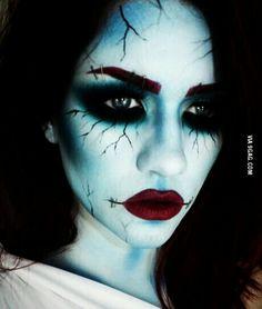 Make-up Haloween