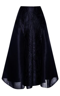 Violetta Skirt by  for Preorder on Moda Operandi