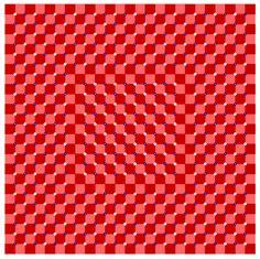 Optical illusions & eyetricks :: Movements illusions ::