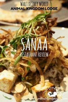 Sanna has the best African Cuisine at the Animal Kingdom Lodge! See all our best tips for this Walt Disney Resort Restaurant. Sanaa at Animal Kingdom Lodge Best Disney World Restaurants, Walt Disney World Vacations, Disney Resorts, Family Vacations, Disney Cruise, Family Travel, Disney Trips, Kidani Village, Disney Animal Kingdom Lodge