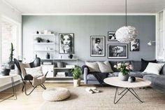 85 COOL SCANDINAVIAN STYLE LIVING ROOM DECOR AND DESIGN IDEAS