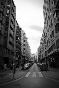 Calle del General Sanmartin. Foto: Juan Pérez. La calle donde nací.