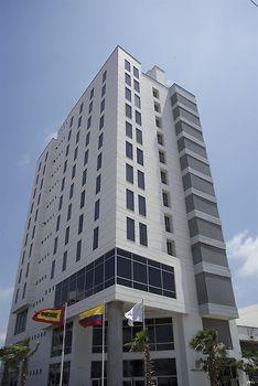 Sonesta Hotel, Colombia - WiFi client satisfaction rank 4/10. rottenwifi.com