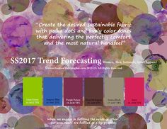 SS2017 trend forecasting on Pantone Canvas Gallery
