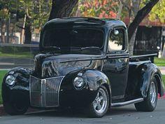 1940 Ford Pickup - Custom Classic Trucks Magazine