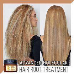 Advanced Molecular Hair Root Treatment