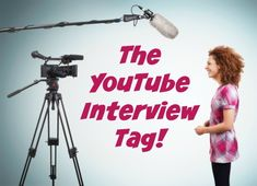 The YouTube Interview Tag