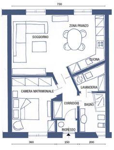 Dimensioni Minime Camera Da Letto : Dimensioni Minime Camera Da ...