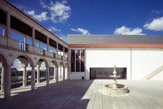 MNMC - Museu Nacional Machado de Castro - Coimbra, Portogallo - 2012 - GB Arquitectos #museum