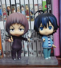 Eiji and Mashiro, bakuman by ReHashimoto, via Flickr