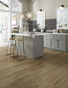 Maison Normandy Oak Is A Clic European Inspired Hardwood With Subtle Wire Brushing And Distressing Light Floorsliving Room