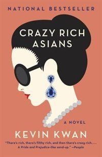 """Read """"Crazy Rich Asians"""" by Kevin Kwan available from Rakuten Kobo. Crazy Rich Asians is the outrageously funny debut novel about three super-rich, pedigreed Chinese families and the gossi. I Love Books, Great Books, Books To Read, My Books, Reading Lists, Book Lists, Best Beach Reads, Jackie Collins, Bon Film"""