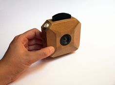 Craft #Camera: a simplified D.I.Y digital camera runned by #Arduino | SpreadTheCreativity