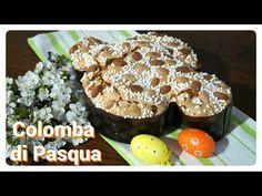 Colomba di Pasqua semplice, impasto unico - YouTube My Recipes, Bread Recipes, Healthy Recipes, Easter Cake, Recipe Steps, Breakfast For Dinner, Biscotti, Main Dishes, Deserts