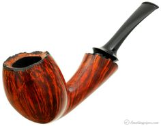 Ichi Kitahara Smooth Bent Egg Pipes at Smoking Pipes .com