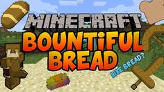 Make minecraft weapons, items and armor from bread.