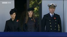 Kate attends Remembrance Sunday 2013- Keeping Up with the Cambridges