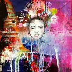 "Tracy Verdugo - ""Frida"" demo. ♡♡"