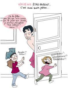 ETRE PARENTS - vérité n°3 www.astridm.com/