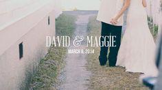 David & Maggie Wedding