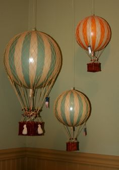 Little Boy's Vintage Travel, My son is 3 and loves his room! I painted ...