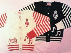 AP Fancy Melody Cardigan 14490 JPY