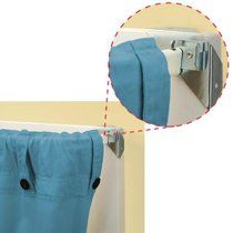 Home With Images Curtain Rod Holders Curtain Rods Curtain Holder