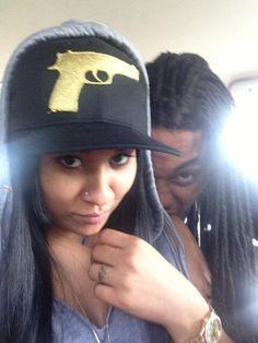 Love Hip Hop Atlanta Gets 2 new Cast Members: Waka Flaka and his girl Tammy Rivera