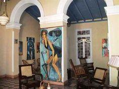 Dames Hotel Deals International - Hostal Margarita y Arocha - Francisco Javier Zerquera, (Rosario) 207 entre Jose Marti, y Francisco Petersen, Trinidad, Cuba