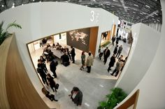 VitrA UNICERA 2014 fair stand by SO? ARCHITECTURE, Istanbul – Turkey