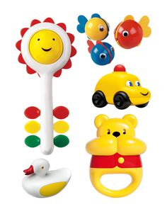 Ambi Set of Five Toys is on Rue. Shop it now.