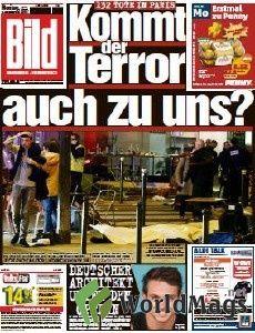 Bild Zeitung - 16 November 2015