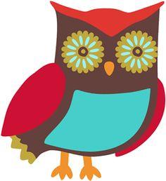 Silhouette Online Store - Weekly Clearance Shape:  #9361: animal sideways owl from Samantha Walker