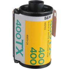 Kodak TX 135-24 Tri-X Pan Black & White Negative (Print) Film (ISO-400)