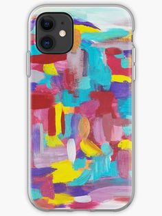New iphone 11 case, made to order! Check out all our designs Framed Prints, Canvas Prints, Art Prints, New Iphone, Iphone Cases, Colorful Abstract Art, Art Boards, Finding Yourself, Greeting Cards