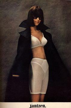 The devil wears Jantzen. 1964.