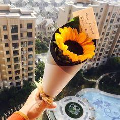11朵向日葵北京鲜花同城速递成都送花上海鲜花广州快递鲜花南京