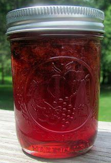 Strawberry Key Lime Jam