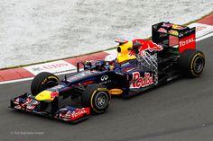 2012 GP Kanady (Sebastian Vettel) Red Bull RB8 - Renault