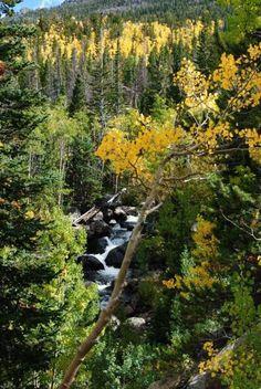 gorgeous fall hike