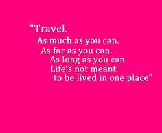 #quote #quotes #travel #holiday #journey #porterfree #travelquotes