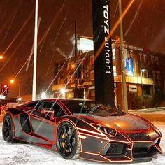 #TRON#Snow