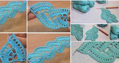 Hoy vamos a aprender a tejer un hermoso encaje a crochet. Este es un ornamento único. El uso de este proyecto es vasto. Cree, que va a beneficiar mucho con el aprendizaje de este proyecto único. Al principio vamos a … Ler mais... →