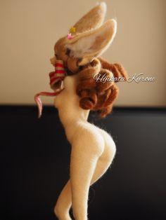 私の羊毛人形を台湾でweb記事として紹介していただきました! クロネのブログ