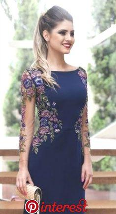 Ideas For Embroidery Dress Girl Ideas Elegant Dresses, Pretty Dresses, Beautiful Dresses, Formal Dresses, Hijab Fashion, Fashion Dresses, Dress Skirt, Lace Dress, White Dress