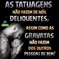 As tatuagens