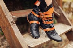 Vivienne Westwood Pirate Boots- an urban legend
