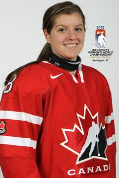 5d8d819513a Laura Fortino · Women s HockeyHockey PlayersOlympic CommitteeWorld ...