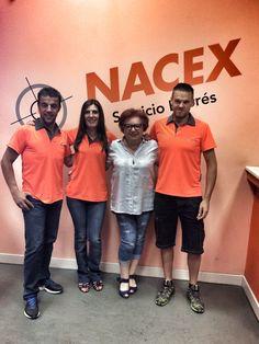Estamos de estreno en Nacex. Somos naranjas